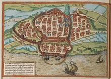 Cagliari nel 1572