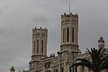 palazzo civico, particolare