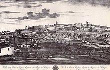 Cagliari nel 1825