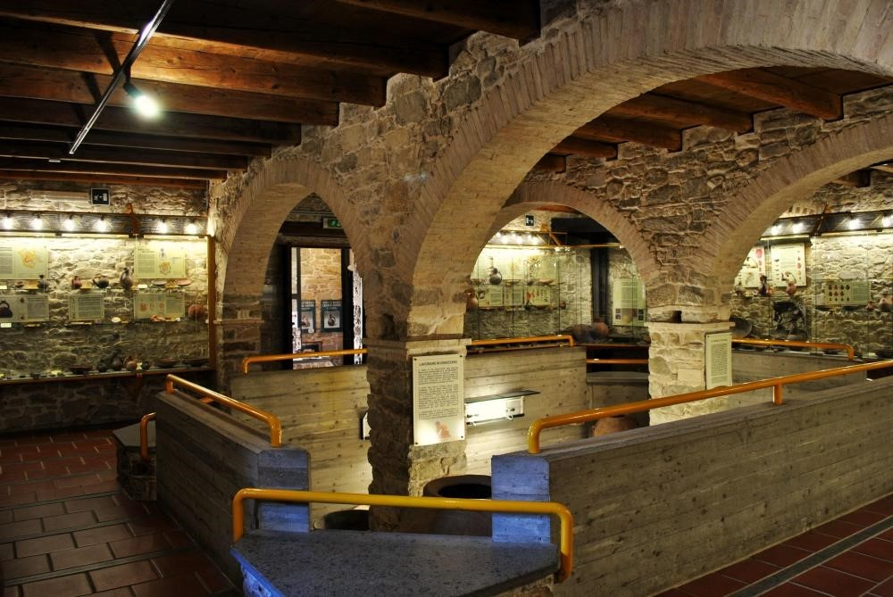 museo archeologico di Genna Maria