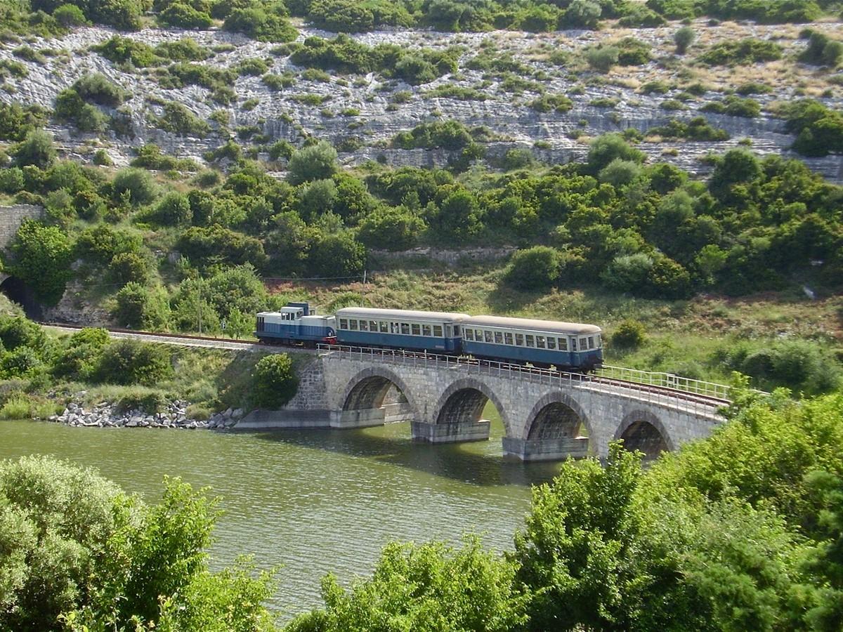 trenino verde di Laconi